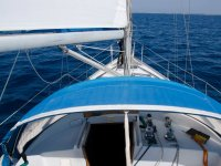 帆船在福门特拉帆船帆船福门特拉岛