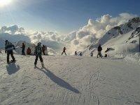 Excursiones de esquí de montaña