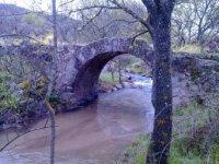 Puente cercano a Almorox