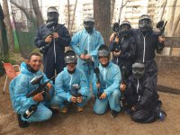 Ready for a paintball battle