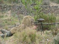 莱斯博尔赫斯地区的彩弹射击狙击