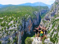 Feeling the adventure in the Sierra de Guara
