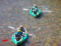Rutas en canoa en Asturias