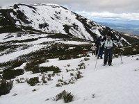 Expediciones de montaña con raquetas