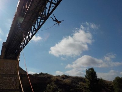 Bungee Jumping in Alicante