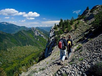 Escursione in montagna El Berguedá mezza giornata