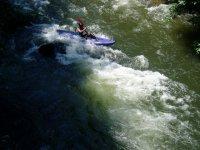 水域和激流险滩河流流