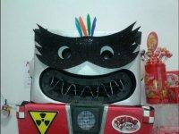 Mascota enmascarada