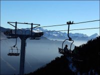 Gran Pallars滑雪缆车