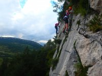 Feel the vertigo on the rocks of Empalomar