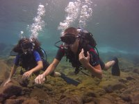 Cursos de buceo en Tenerife
