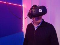 Trasladate中的虚拟现实游戏
