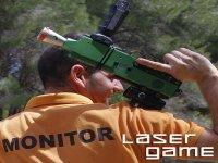激光监视器游戏