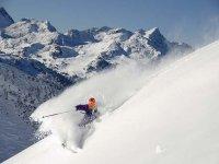 Esqui en solitario