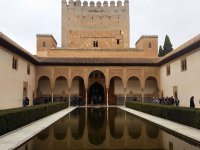 Tour of the Alhambra in Granada