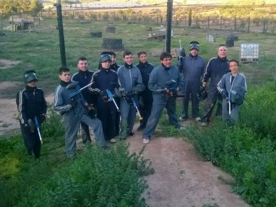 Miravall Paintball