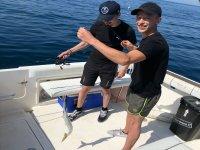 Dias de pesca en Alicante