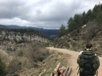 Hiking in the Catalan mountains