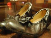 Calzado en el museo taurino