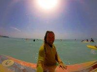 Sesion de surf