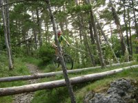 Medieval routes in MTB