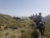 Rutas a caballo en Granada