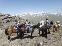Conociendo la Alpujarra a caballo