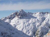 Pico Almanzor invernal