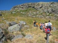 Paseo Geologico con niños