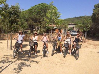El Bosc Vertical Mataró Alquiler de Bicicletas
