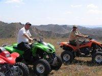 Quad excursions