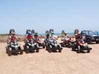 Outdoor quad excursions