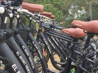 舒适和科技自行车电动自行车路线