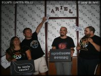 Escape room got Ariel's game