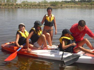 Centro Carlos Astorga-Los Borbollones Canoas