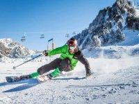 租用滑雪设备