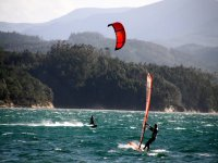 Kitesurf e vento in Actiboot