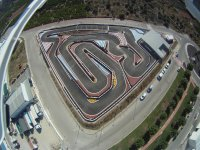 View of the drone circuit