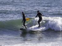 Practica el paddle surf en compañia o en solitario