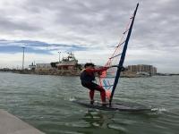 Windsurf adaptado a las caracteristicas de cada niño