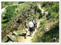 Route to the Salinas Lagoon