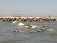 Aprende surf en la costa mediterranea