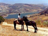 Ruta al Pantano de Iznajar