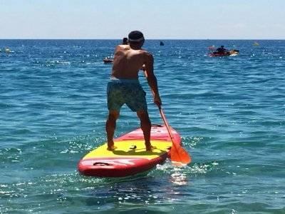 Trans Brava Paddle Surf