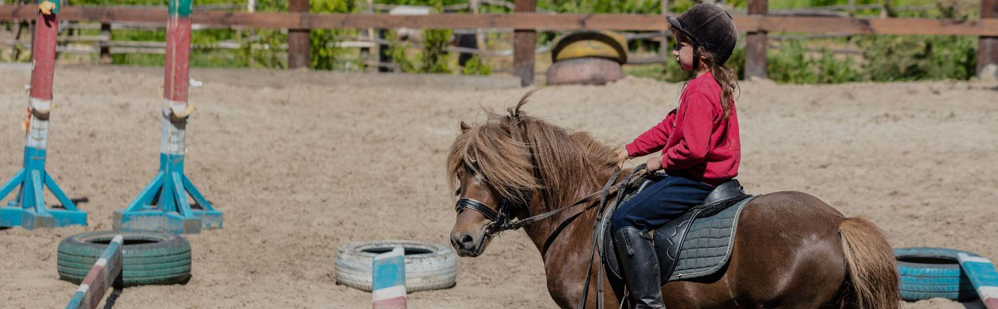 Horse Riding Lessons in Spain