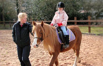 Clases de Equitación en Segovia