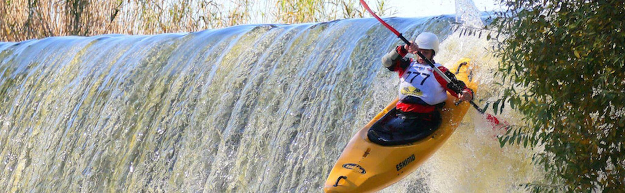 Kayaking in Albacete