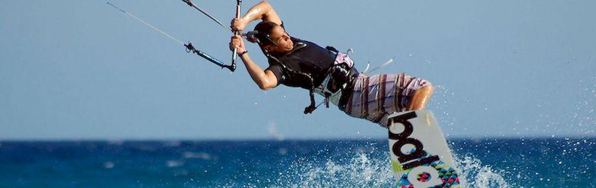 Offerte di Noleggio Attrezzatura Kitesurf  Almería