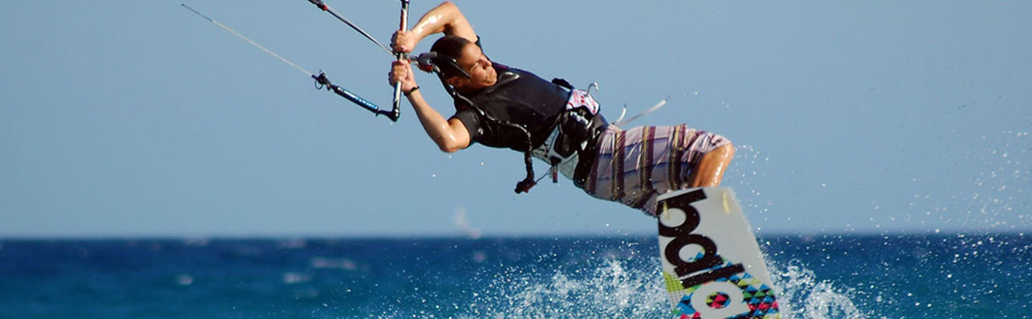 Kitesurfing in País Vasco