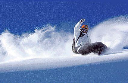 Snowboard en Lleida